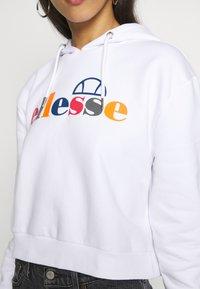 Ellesse - GAETANA - Hoodie - white - 5
