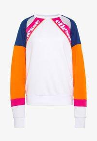 Ellesse - MAURA - Sweatshirt - white - 4