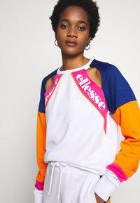 Ellesse - MAURA - Sweatshirt - white - 3