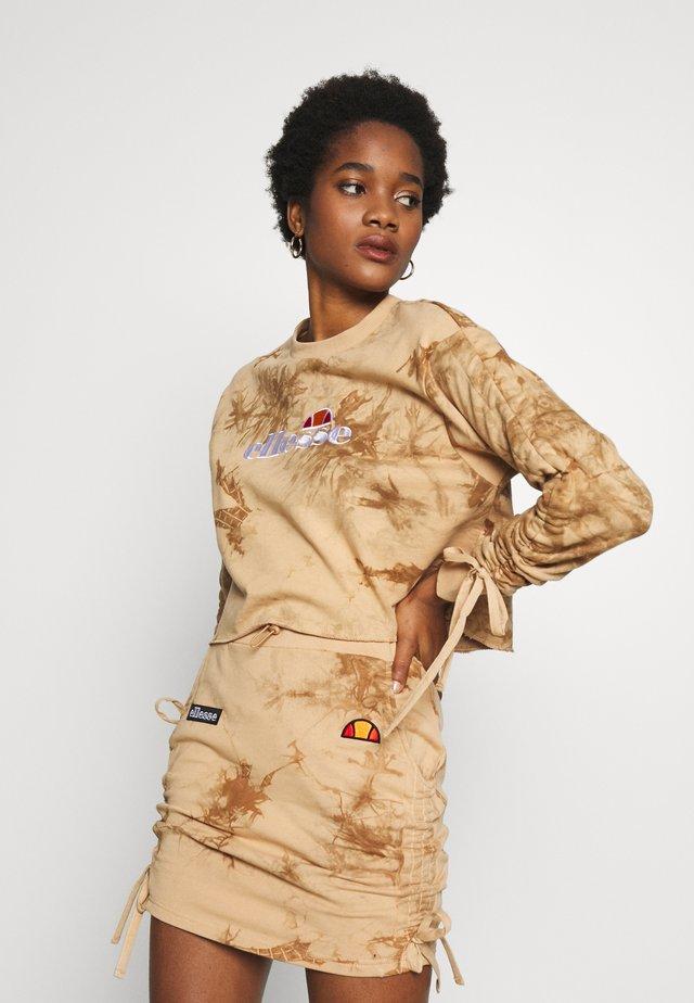CONCETTA - Sweatshirt - brown