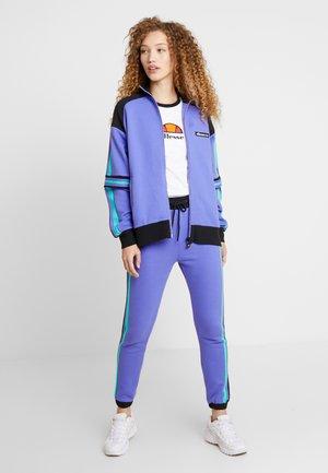 CANAZEI - Zip-up hoodie - purple