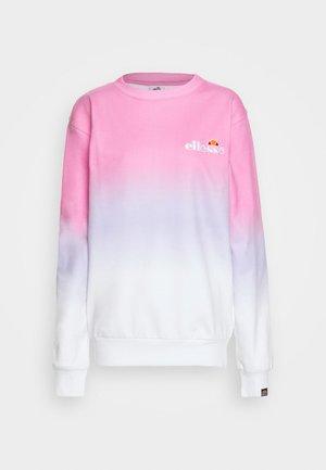 FORDHAV FADE - Sweatshirts - pink