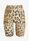 MELANDRO - Shorts - brown