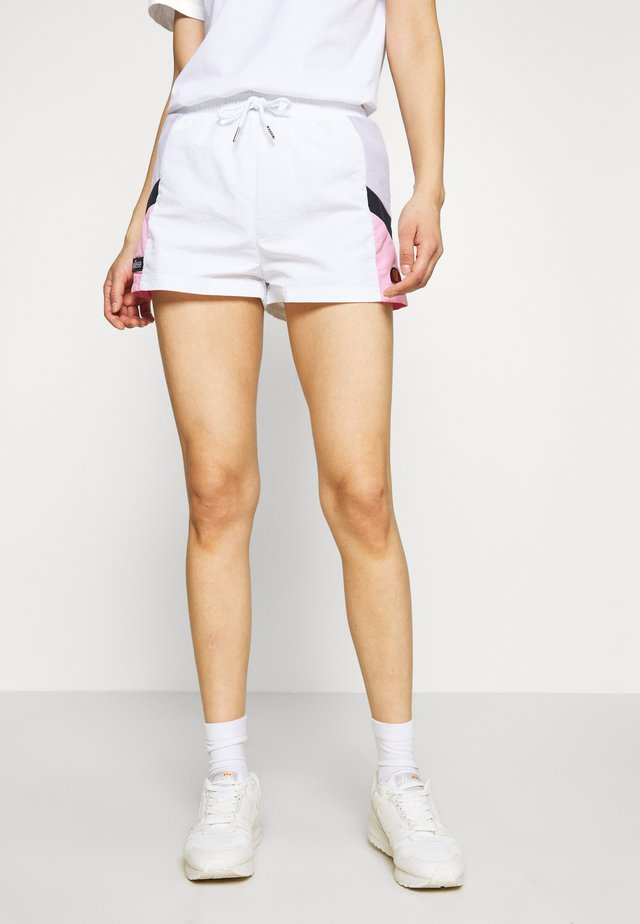 POSCURO - Shorts - white