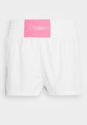 DOMENCIA - Shorts - white