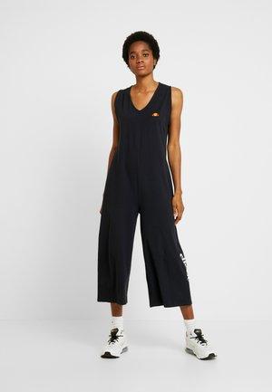 LAAS - Jumpsuit - black