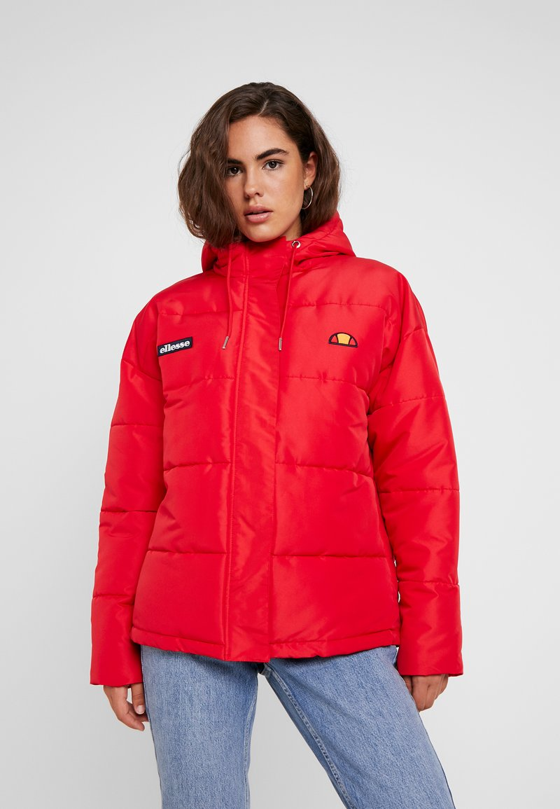 Ellesse - PEJO - Light jacket - red