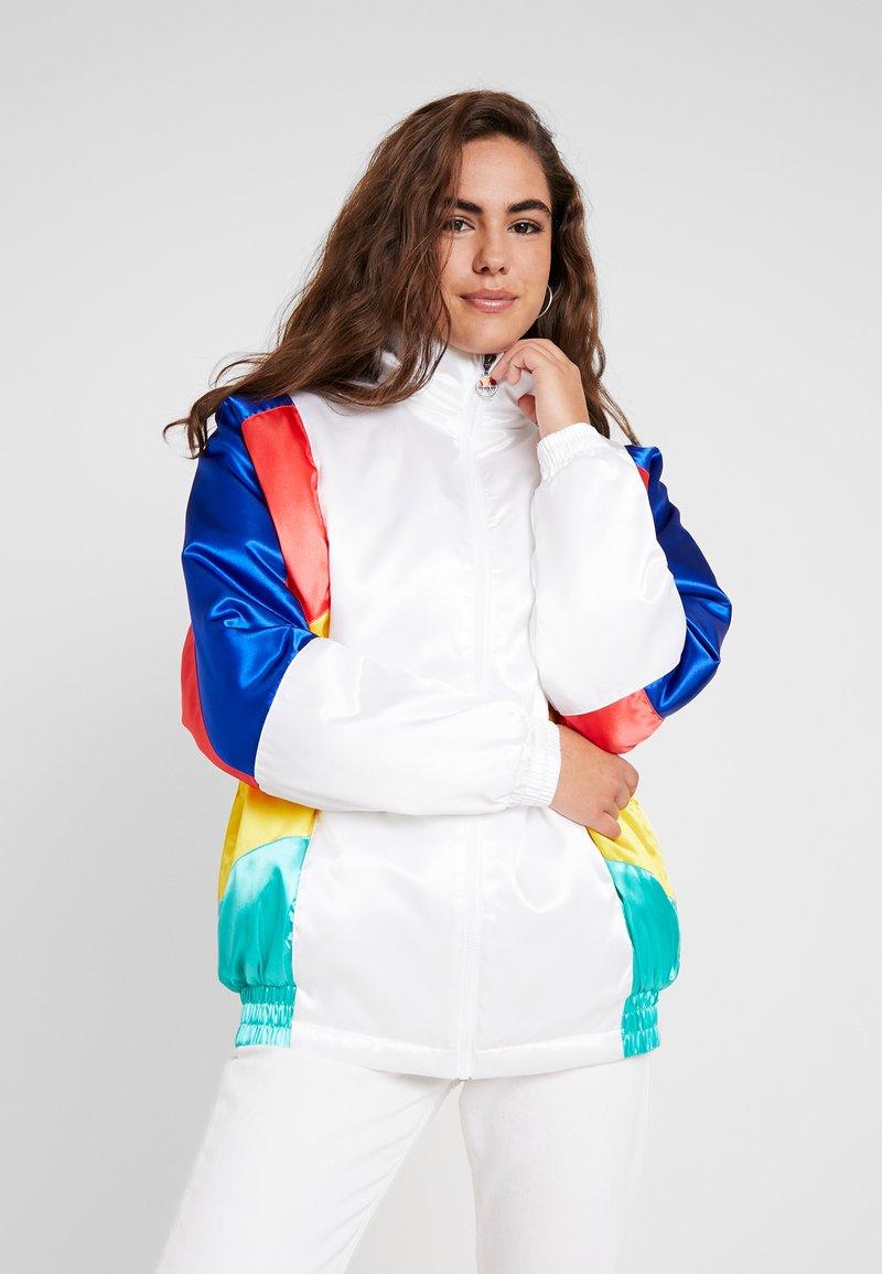 Ellesse - CALLA - Halflange jas - white
