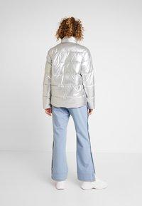 Ellesse - SISA - Zimní bunda - silver - 2