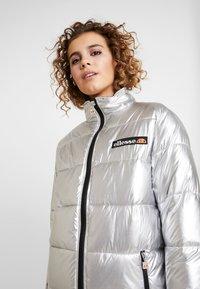 Ellesse - SISA - Zimní bunda - silver - 4