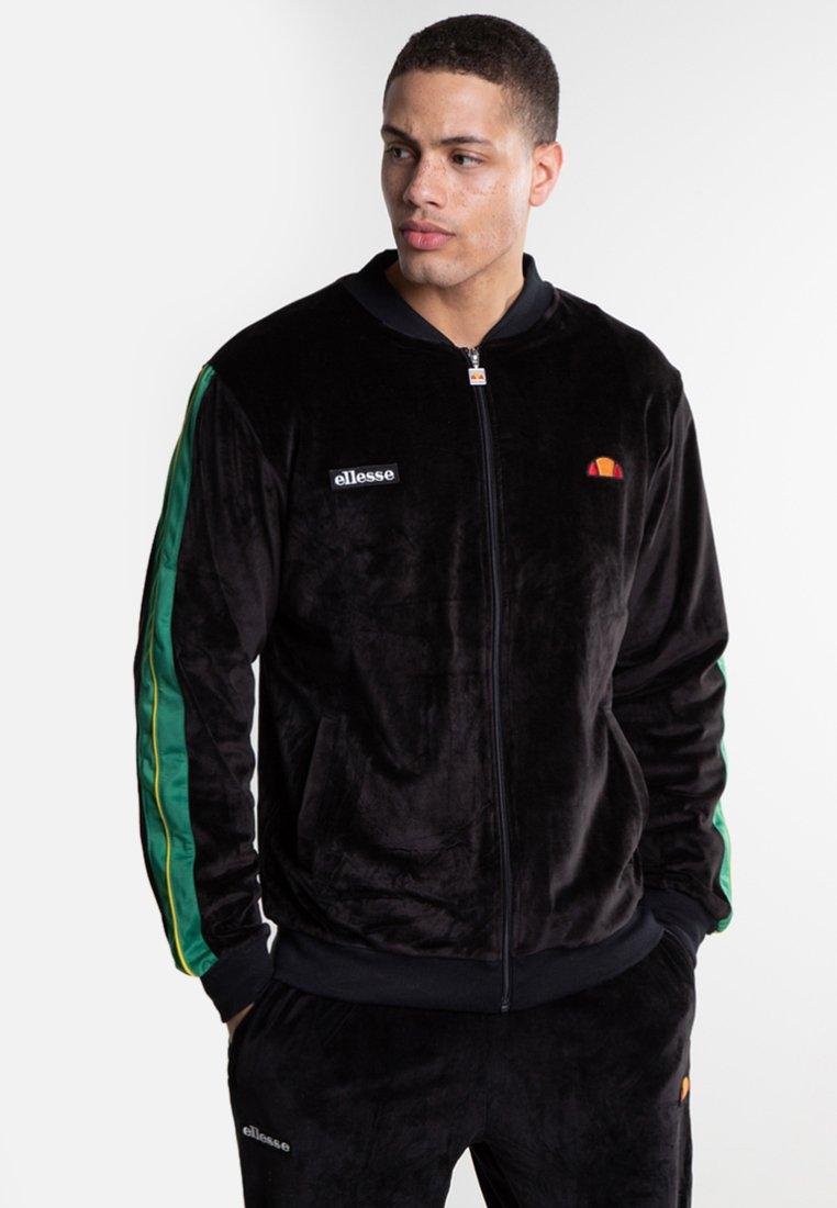 Ellesse - Bomber Jacket - black