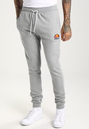 OVEST - Tracksuit bottoms - ath grey marl