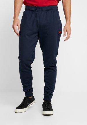BERTONI - Spodnie treningowe - navy