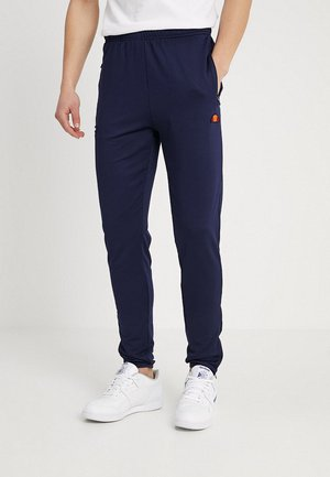 RUN - Tracksuit bottoms - navy