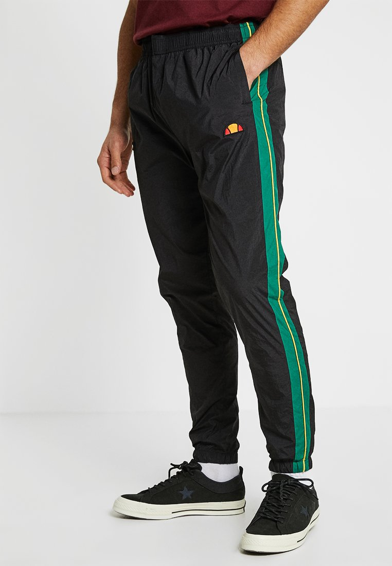 Ellesse - PICERIO - Tracksuit bottoms - black