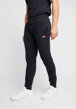 MIRKO - Teplákové kalhoty - black