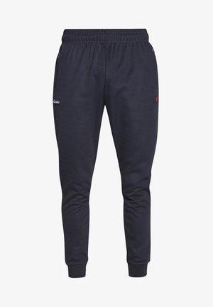 BERTONI - Teplákové kalhoty - navy