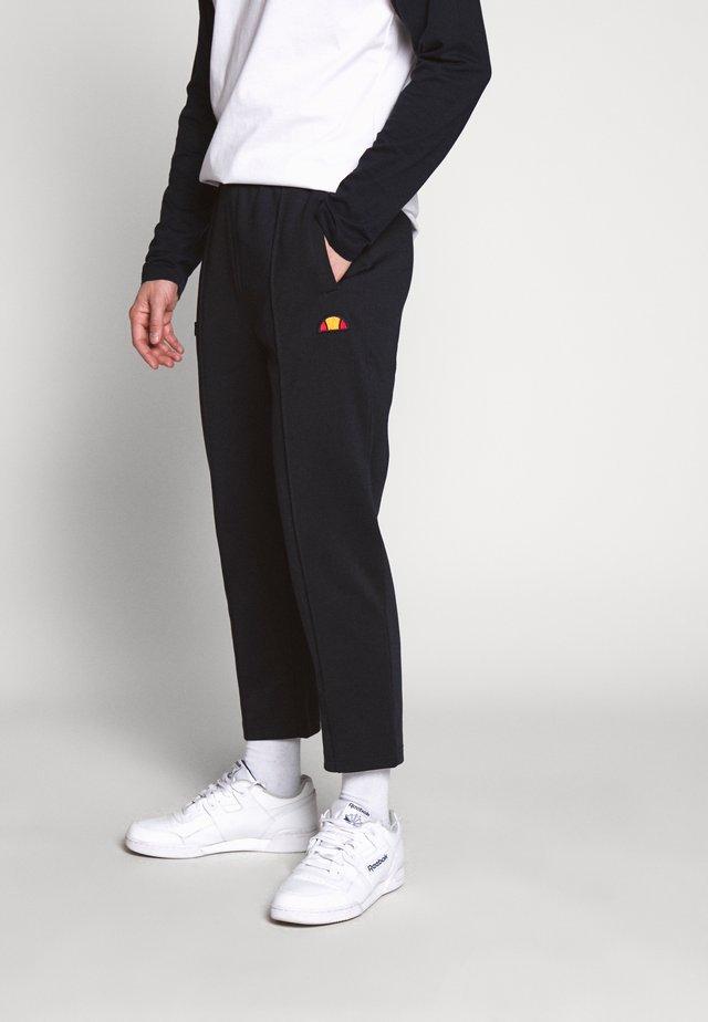 DODGES - Pantalon de survêtement - navy
