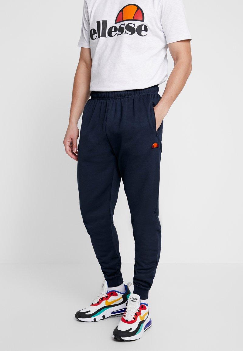 Ellesse - BERTONI JOG PANT - Teplákové kalhoty - navy
