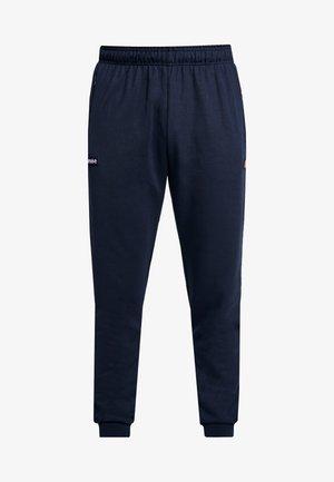 BERTONI JOG PANT - Teplákové kalhoty - navy