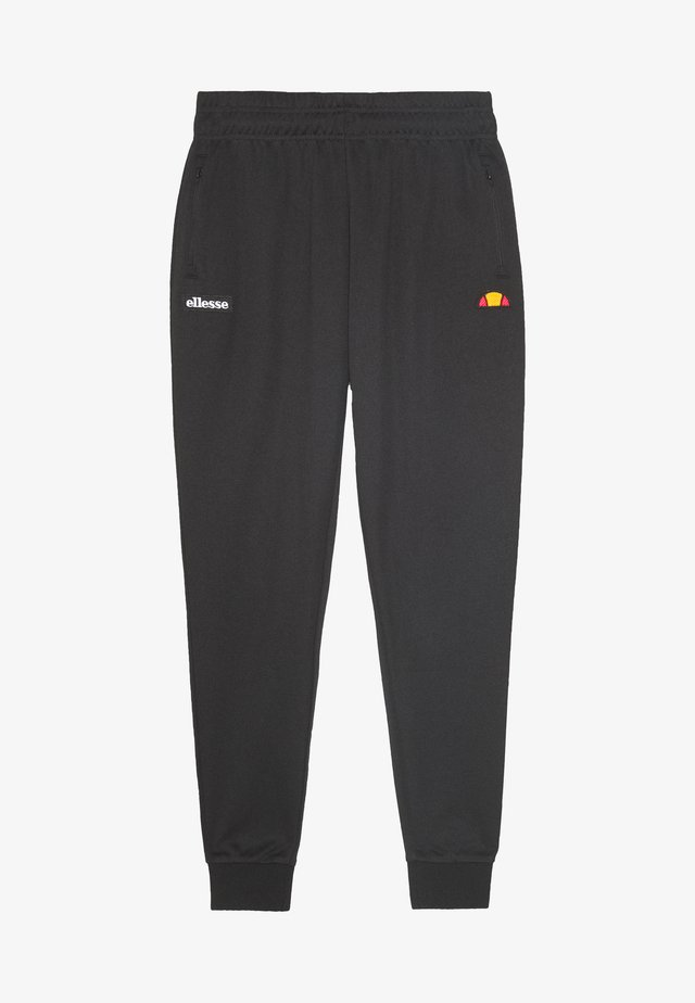 BERTONI - Spodnie treningowe - black