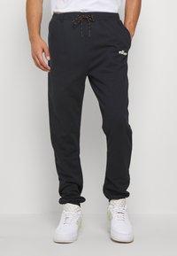 Ellesse - SANT ANDREA - Spodnie treningowe - black - 0
