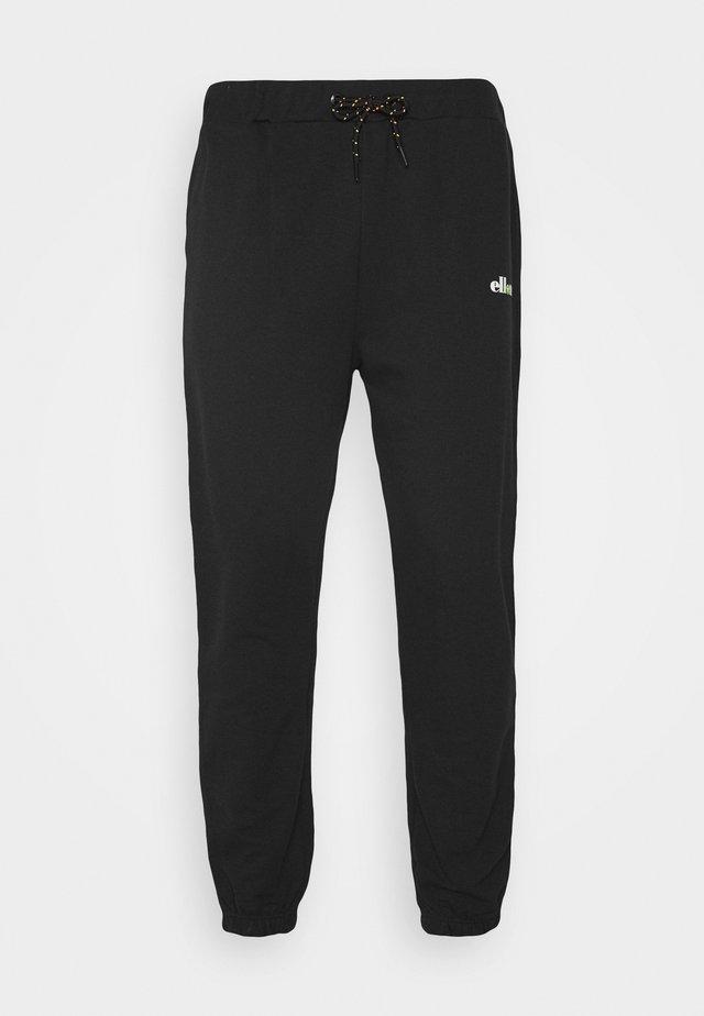 SANT ANDREA - Spodnie treningowe - black