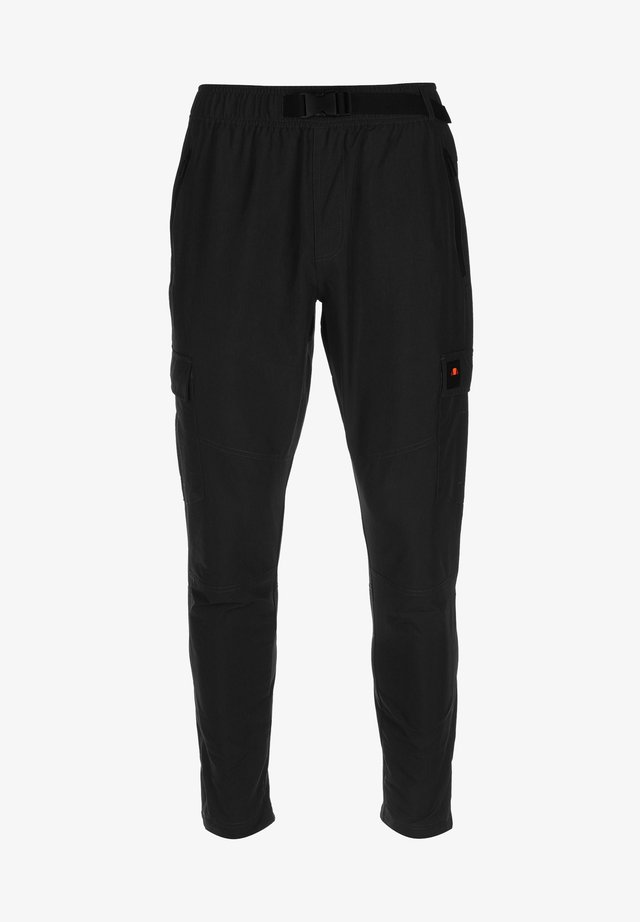 AUGUSTINO - Cargo trousers - black