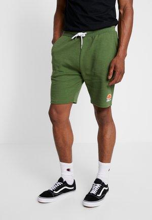 CRAWFORD  - Teplákové kalhoty - dark green