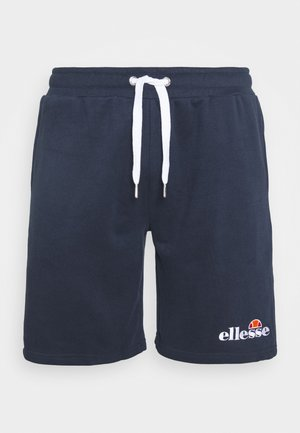 SILVAN - Tracksuit bottoms - navy