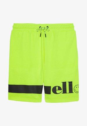 TALLEGRO - Shorts - neon yellow
