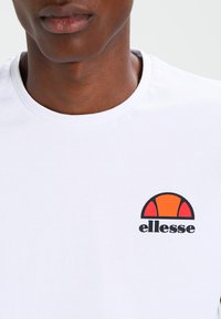 Ellesse - CANALETTO - T-shirt print - optic white - 3