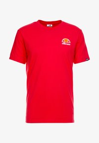 Ellesse - CANALETTO - Printtipaita - red - 3