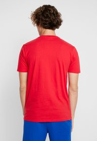 Ellesse - CANALETTO - Printtipaita - red - 2