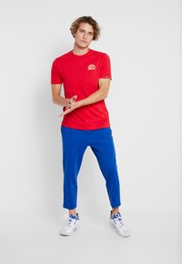 Ellesse - CANALETTO - Printtipaita - red - 1