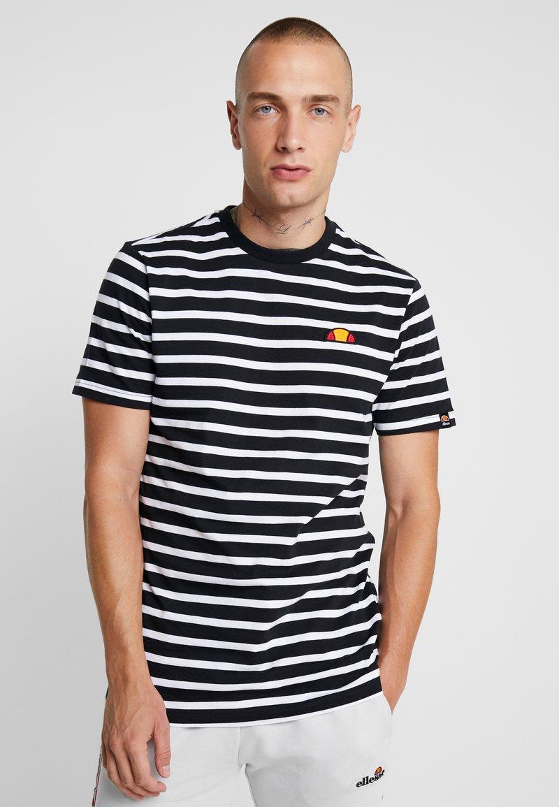 Ellesse - SAILO - T-Shirt print - black