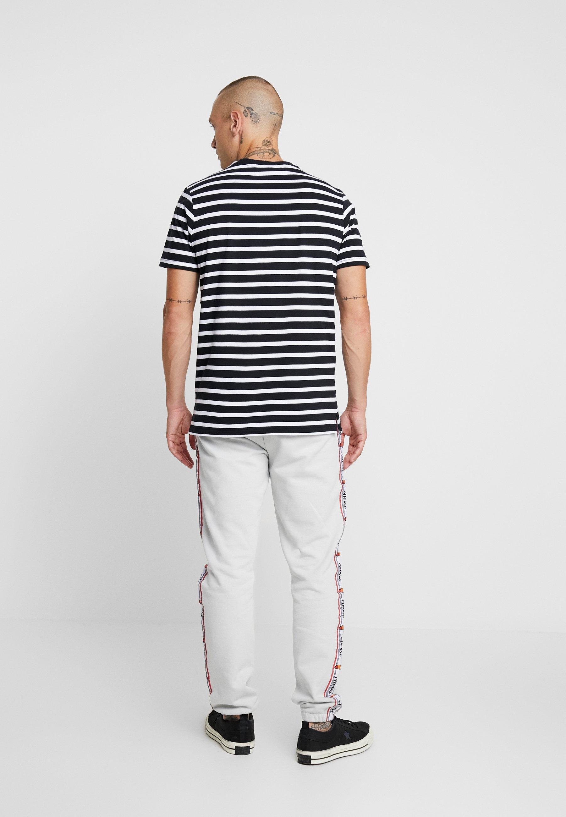 Imprimé Black Ellesse SailoT shirt 80mOvnNw