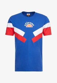 Ellesse - TERRIA - T-shirt print - blue - 3