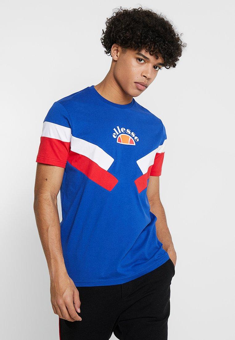 Ellesse - TERRIA - T-shirt print - blue