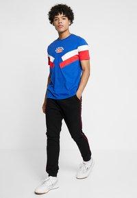 Ellesse - TERRIA - T-shirt print - blue - 1