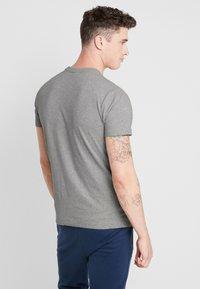 Ellesse - VOODOO - T-shirt con stampa - grey marl - 2