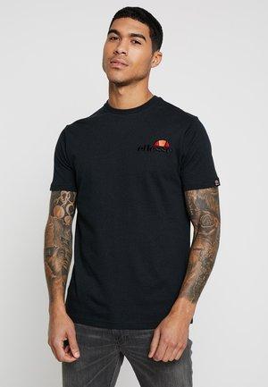 VOODOO - T-shirt imprimé - black