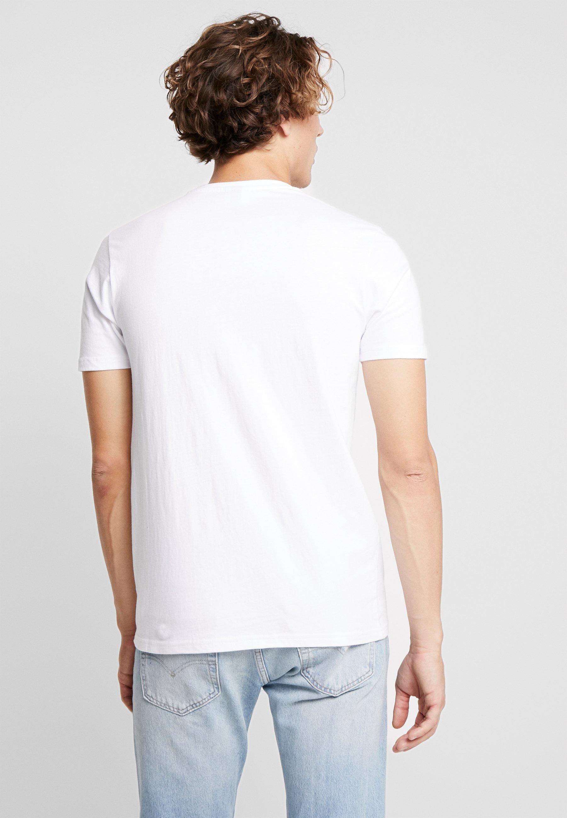 ImpriméWhite ImpriméWhite shirt Ellesse shirt T Ellesse Ellesse T HE9WD2I