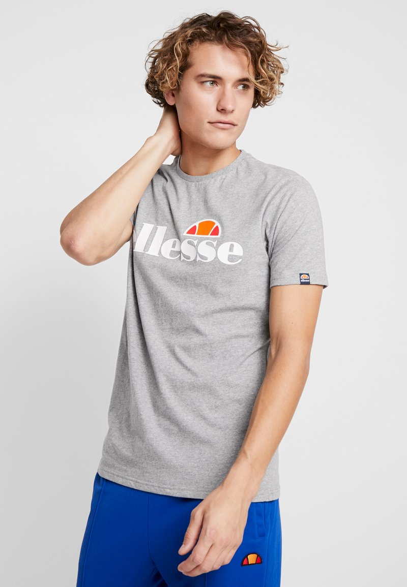 Ellesse - Print T-shirt - grey