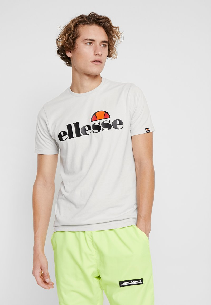 Ellesse - Print T-shirt - light grey
