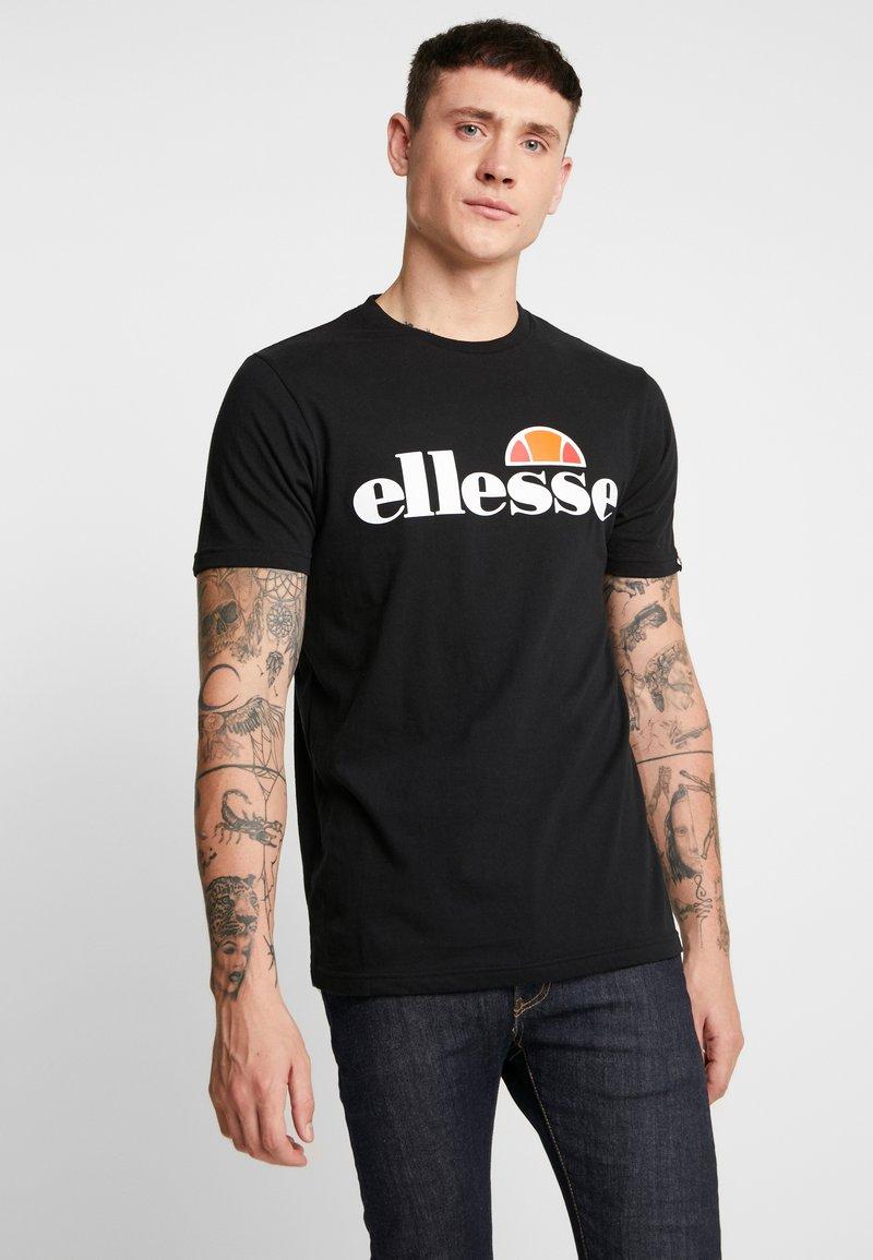 Ellesse - Print T-shirt - black