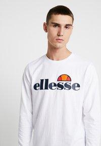 Ellesse - GRAZIE - Bluzka z długim rękawem - white - 4