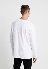 Ellesse - GRAZIE - Bluzka z długim rękawem - white - 2