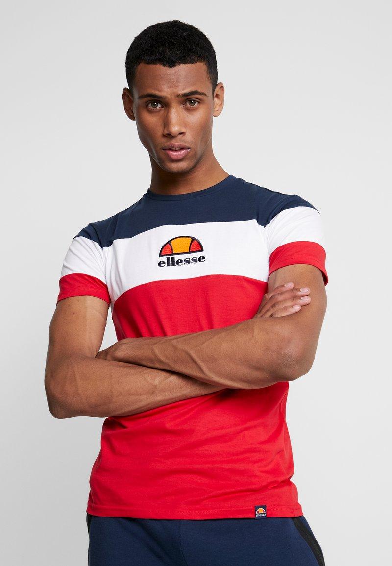 Ellesse - BENIZZI - Print T-shirt - red