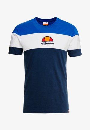 BENIZZI - T-Shirt print - navy